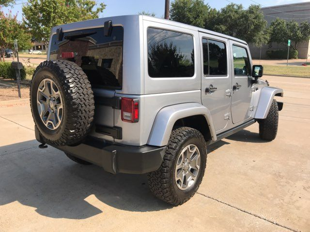 2014 Jeep Wrangler Unlimited Rubicon ONE OWNER in Carrollton, TX 75006