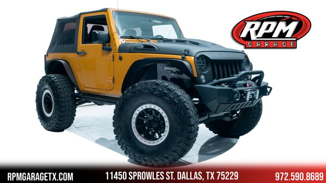 2014 Jeep Wrangler with Over 20k Invested with Many Upgrades in Dallas, TX 75229
