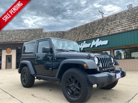 2014 Jeep Wrangler Willys Wheeler in Dickinson, ND
