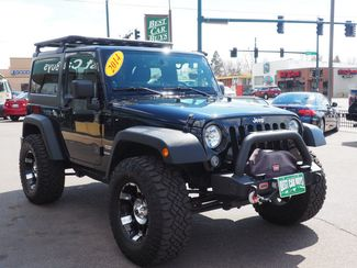 2014 Jeep Wrangler Sport Englewood, CO 2