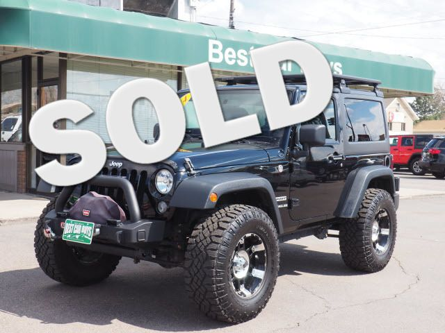 2014 Jeep Wrangler Sport Englewood, CO