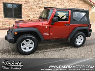 2014 Jeep Wrangler Sport Farmington, MN