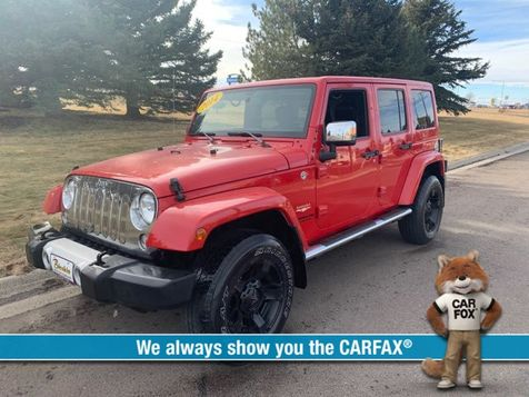 2014 Jeep Wrangler Unlimited Sahara in Great Falls, MT