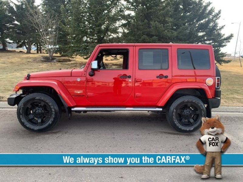 2014 Jeep Wrangler Unlimited Sahara  city MT  Bleskin Motor Company   in Great Falls, MT