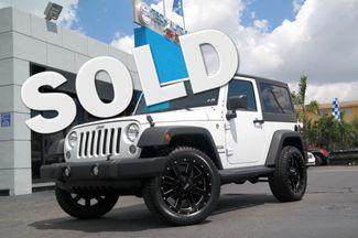 2014 Jeep Wrangler Sport Hialeah, Florida