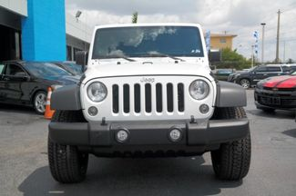 2014 Jeep Wrangler Sport Hialeah, Florida 1