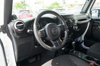 2014 Jeep Wrangler Sport Hialeah, Florida 12