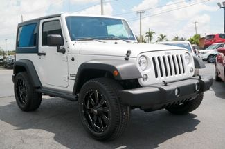 2014 Jeep Wrangler Sport Hialeah, Florida 2