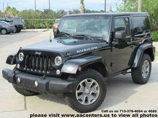 2014 Jeep Wrangler in Houston TX