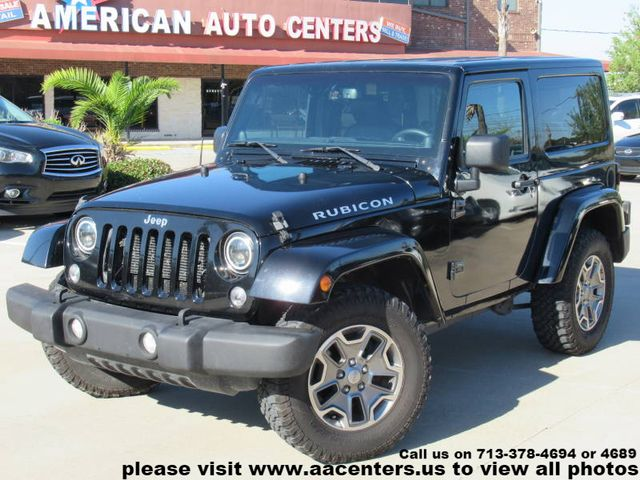 2014 Jeep Wrangler Rubicon | Houston, TX | American Auto Centers in Houston TX