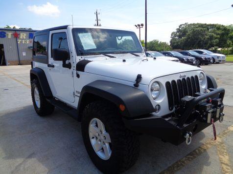 2014 Jeep Wrangler Sport in Houston