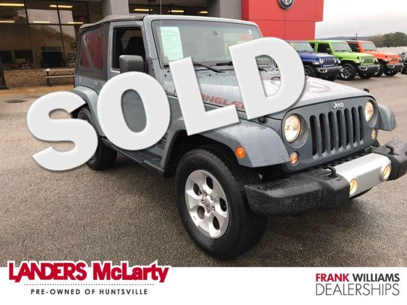 2014 Jeep Wrangler Sahara | Huntsville, Alabama | Landers Mclarty DCJ & Subaru in Huntsville Alabama