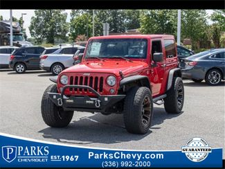 2014 Jeep Wrangler Sport in Kernersville, NC 27284