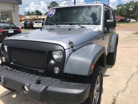 2014 Jeep Wrangler Sport in Lake Charles, Louisiana