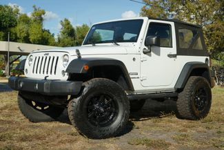 2014 Jeep Wrangler Sport in Lighthouse Point FL