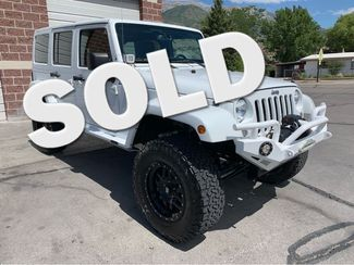 2014 Jeep Wrangler Unlimited Sahara 4WD LINDON, UT