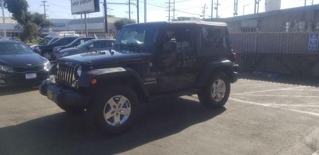 2014 Jeep Wrangler Sport Los Angeles, CA
