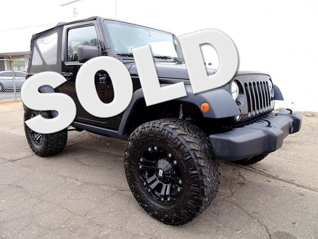 2014 Jeep Wrangler Rubicon Madison, NC