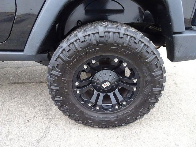 2014 Jeep Wrangler Rubicon Madison, NC 10
