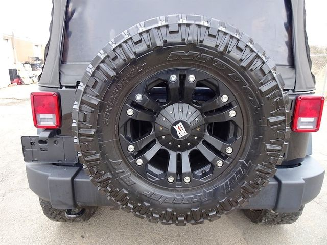 2014 Jeep Wrangler Rubicon Madison, NC 11