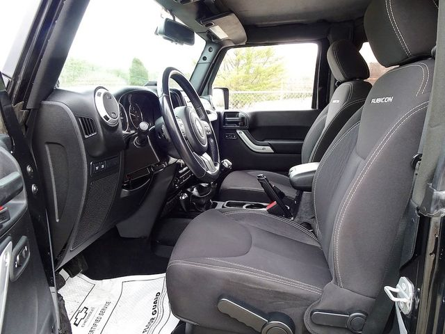 2014 Jeep Wrangler Rubicon Madison, NC 24