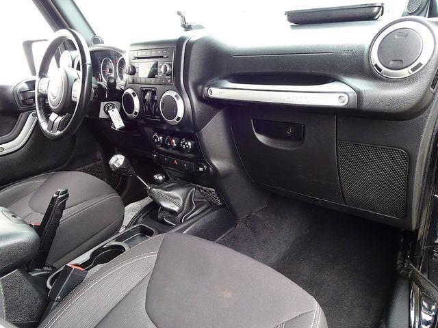 2014 Jeep Wrangler Rubicon Madison, NC 30