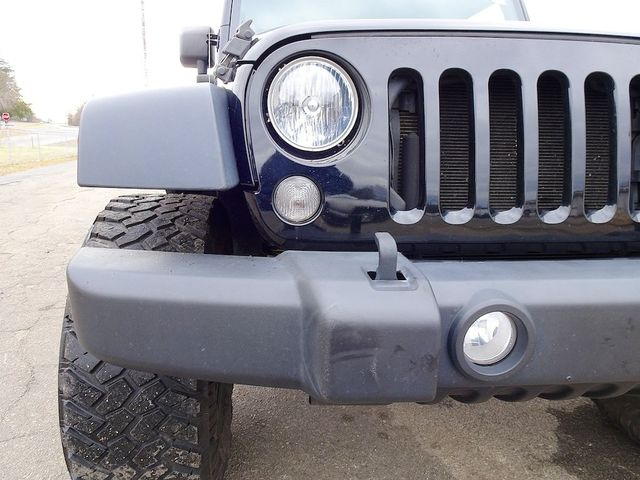 2014 Jeep Wrangler Rubicon Madison, NC 8