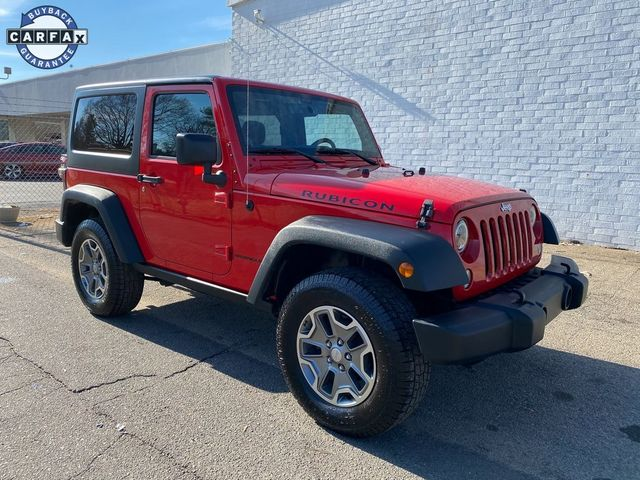 2014 Jeep Wrangler Rubicon Madison, NC 7