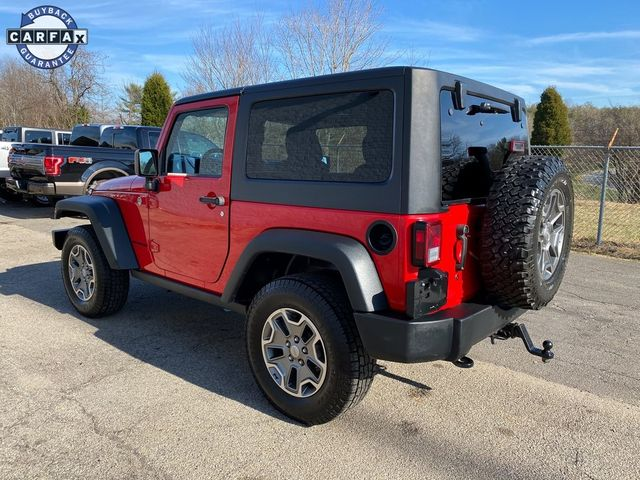 2014 Jeep Wrangler Rubicon Madison, NC 3