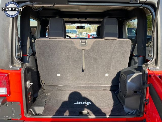 2014 Jeep Wrangler Rubicon Madison, NC 15