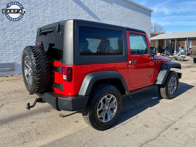 2014 Jeep Wrangler Rubicon Madison, NC 1