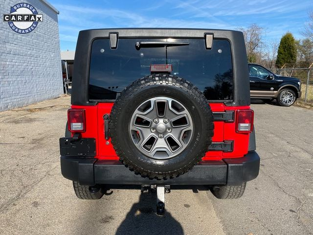 2014 Jeep Wrangler Rubicon Madison, NC 2