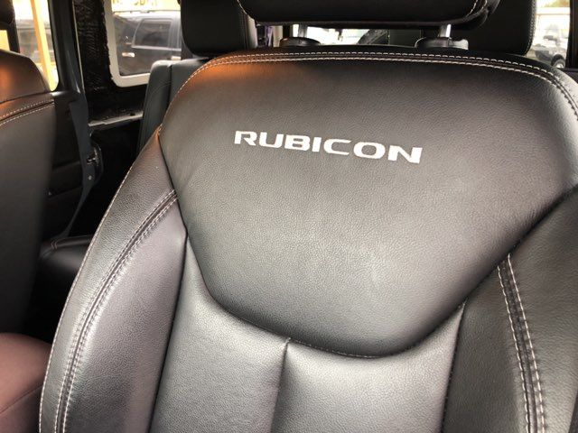 2014 Jeep Wrangler Unlimited Rubicon in Marble Falls, TX 78654