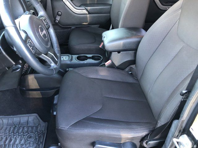 2014 Jeep Wrangler Unlimited Sport in Marble Falls, TX 78654