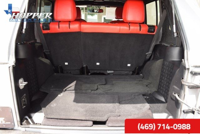 2014 Jeep Wrangler Unlimited Sport LIFTED HLL in McKinney, Texas 75070