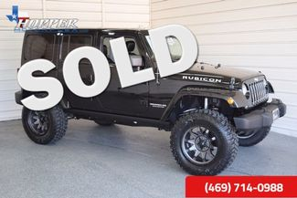 2014 Jeep Wrangler Unlimited Rubicon LIFTED!!! HLL in McKinney Texas, 75070