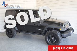 2014 Jeep Wrangler Unlimited Rubicon  in McKinney Texas, 75070