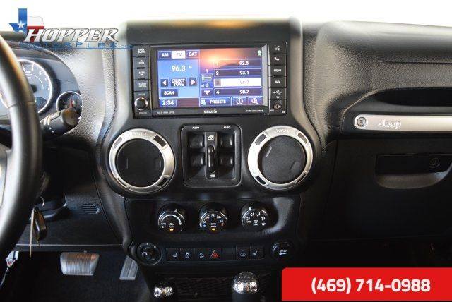 2014 Jeep Wrangler Unlimited Rubicon LIFTED in McKinney Texas, 75070