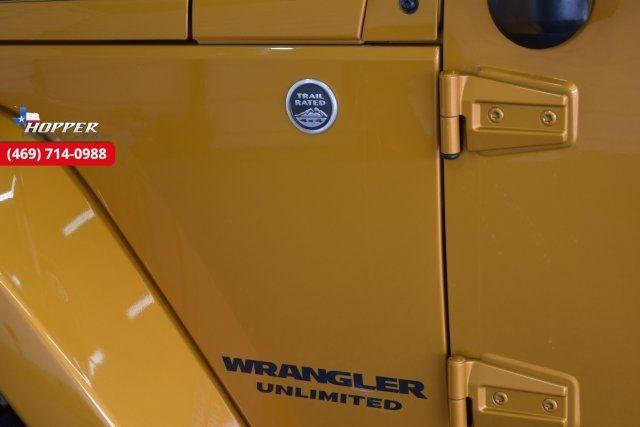2014 Jeep Wrangler Unlimited Sahara LIFTIED!! HLL in McKinney Texas, 75070