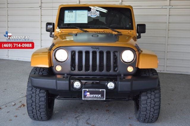 2014 Jeep Wrangler Unlimited Sahara LIFTED!! in McKinney Texas, 75070