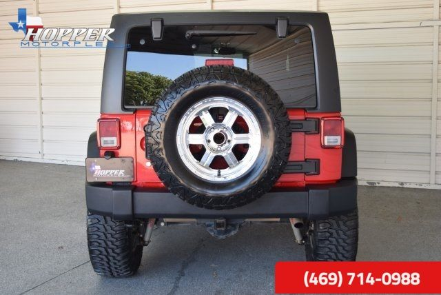 2014 Jeep Wrangler Unlimited Sport LIFTED!! HLL in McKinney Texas, 75070