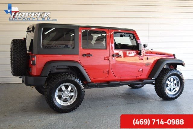 2014 Jeep Wrangler Unlimited Sport LIFTED HLL in McKinney Texas, 75070
