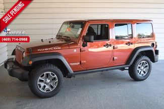 2014 Jeep Wrangler Unlimited Rubicon in McKinney Texas, 75070