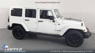 2014 Jeep Wrangler Unlimited Sahara in McKinney Texas, 75070