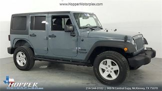 2014 Jeep Wrangler Unlimited Sport in McKinney Texas, 75070