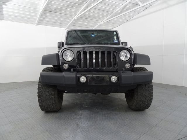 2014 Jeep Wrangler Unlimited Willys Wheeler in McKinney, Texas 75070