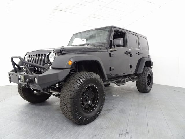 2014 Jeep Wrangler Unlimited Rubicon LIFT/CUSTOM WHEELS AND TIRES in McKinney, Texas 75070