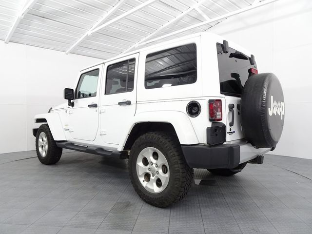 2014 Jeep Wrangler Unlimited Sahara in McKinney, Texas 75070