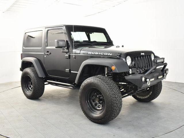 2014 Jeep Wrangler Rubicon LIFT/CUSTOM WHEELS AND TIRES