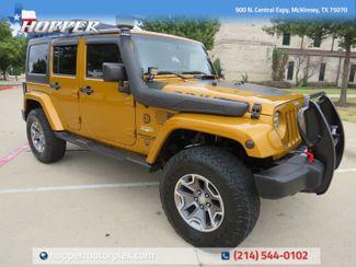 2014 Jeep Wrangler Unlimited Sahara in McKinney, Texas 75070